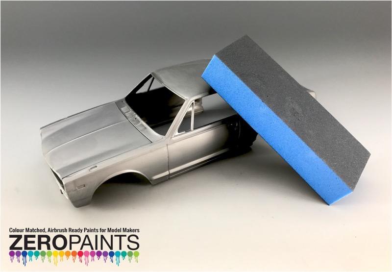 basecoat paint application guide | zero paints | model paint
