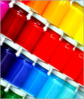 Colour Matched Paints