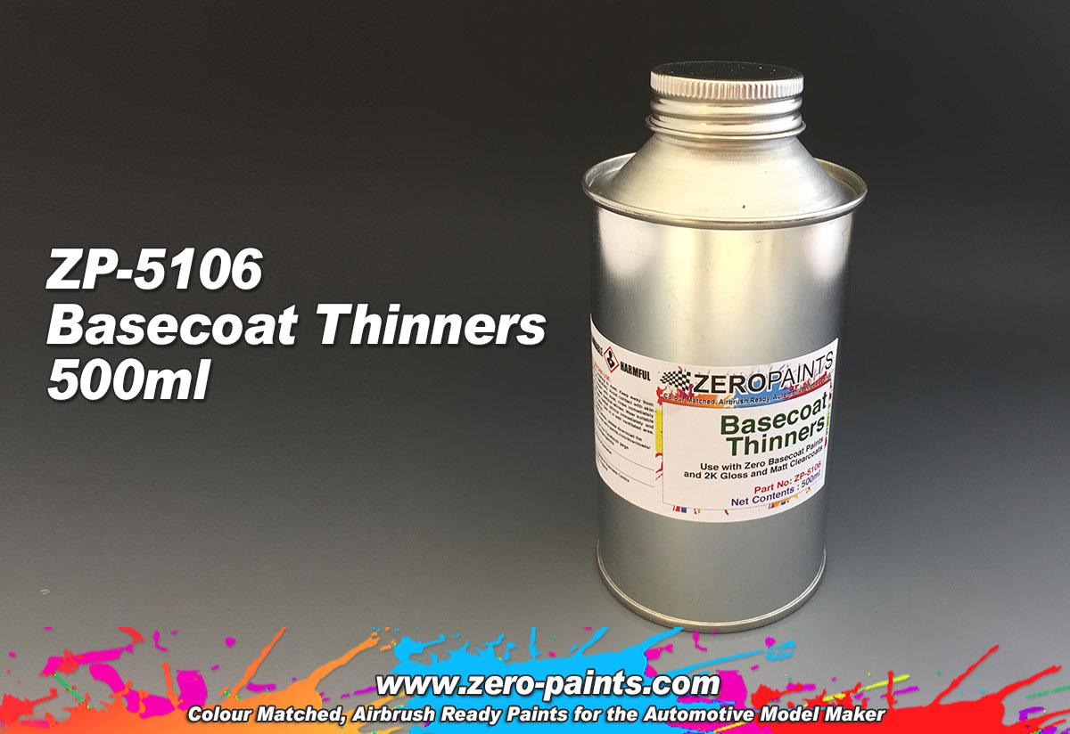 Basecoat Thinners 500ml