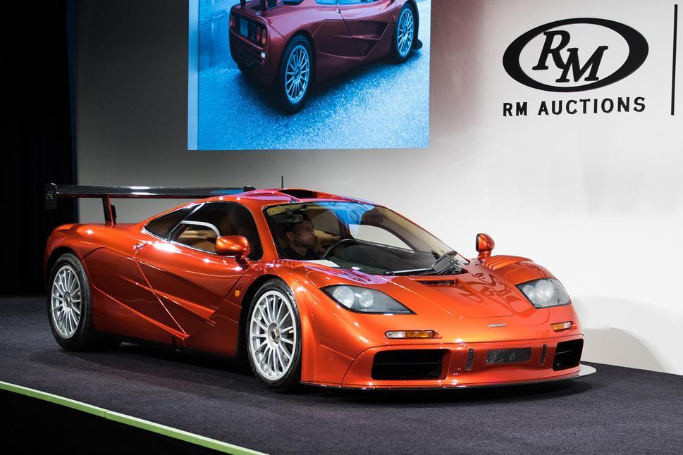 1998 mclaren f1 lm-spec orange/red paint set 2x30ml | zp-1321 | zero