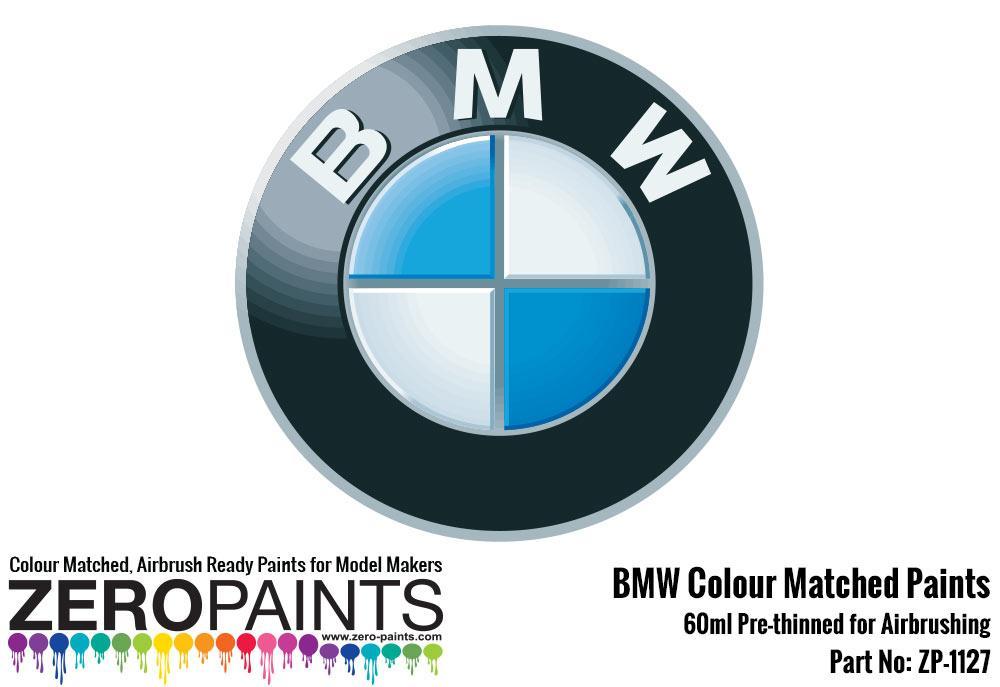 Bmw Paints 60ml Zp 1127 Zero Paints