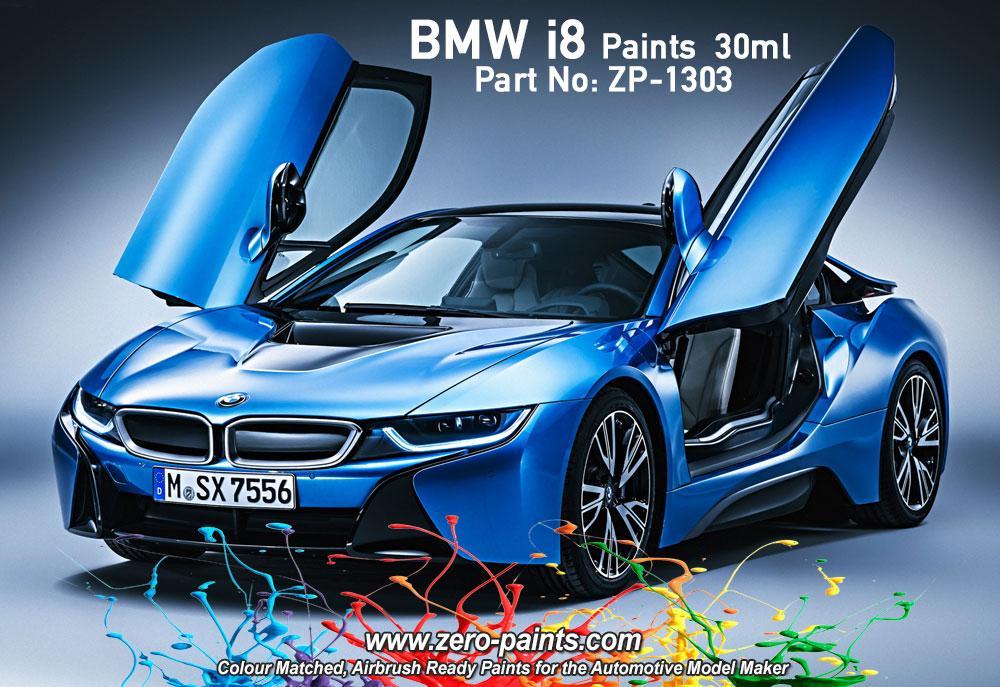 Bmw I8 Paints Zp 1303 Zero Paints