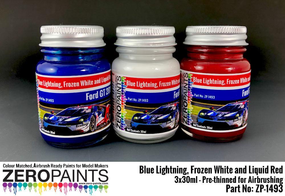 Ford Gt  Paint Set Xml