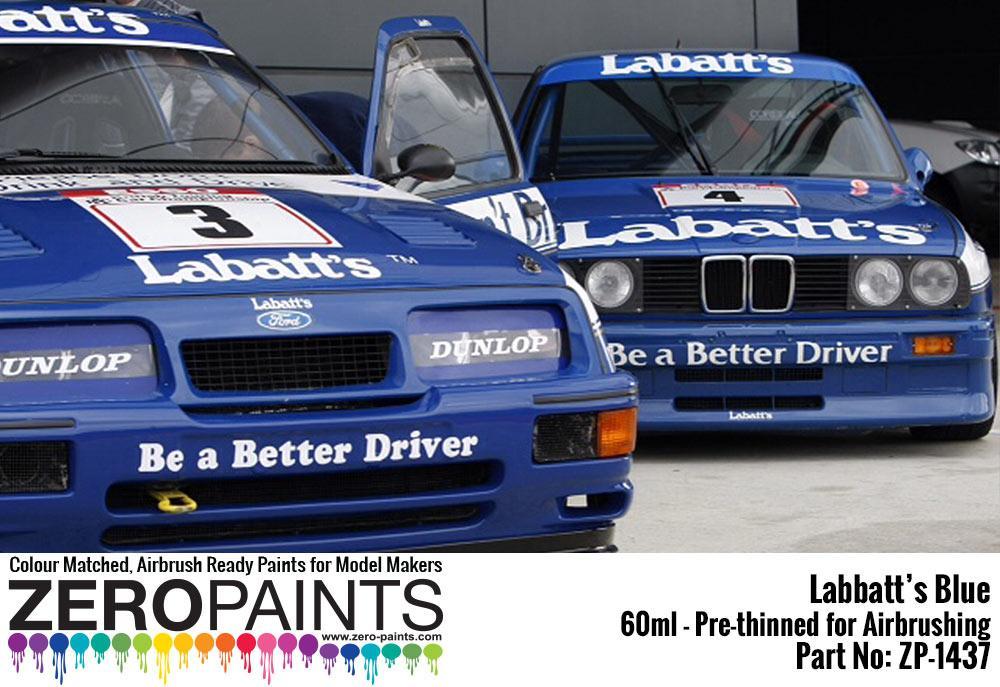 Labatt's Blue Paint 60ml (BMW M3, Ford Sierra RS500 Cosworth