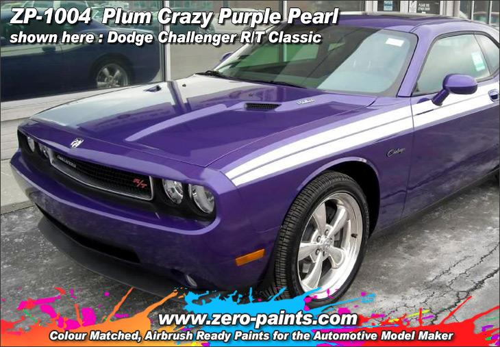 Plum Crazy Purple Pearl 60ml