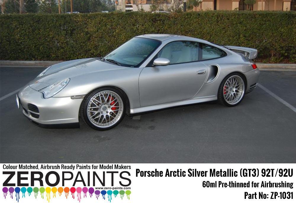 Porsche Paint 60ml | ZP-1031 | Zero Paints