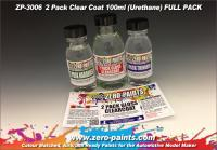 2 Pack GLOSS Clearcoat Set (2K Urethane)
