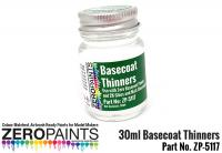 30ml Basecoat Thinners