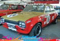 Alan Mann Racing Paints Red/Gold 2x30ml