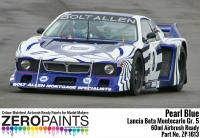Lancia Beta Montecarlo Gr. 5 Pearl Blue Paint 60ml