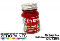 Alfa Romeo - Rosso (Red) Paint 30ml