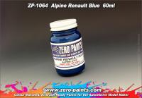 Alpine Renault Blue Paint A110 60ml
