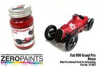 Fiat 806 Grand Prix Rosso Paint 60ml
