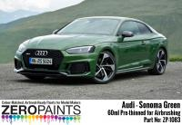Audi RS - Sonoma Green Paint 60ml