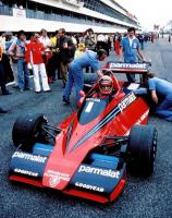 Brabham Alfa Red Paint - BT45B, BT46, BT46B BT48 etc  60ml