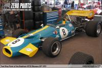 Brabham BT33 Monaco GP 1970 (Teal) Paint 60ml
