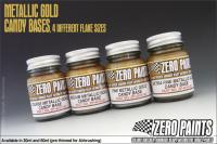Course Metallic GOLD Groundcoat for Candy Paints 60ml