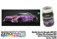 Mercedes AMG GT3 #71 Rolex 24h of Daytona 2019 Metallic Grey 30ml