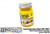 Team Camel Lotus Yellow (99T -100T) Paint 30ml