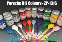 Porsche 917 Paints 60ml