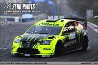Ford Focus WRC V. Rossi Monza Rally '09 - Paint Set