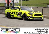 Volt Racing Acid Yellow for Ford Mustang GT4 Paint - 30ml