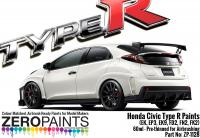 Honda Civic Type R (EK, EP3, EK9, FD2, FN2, FK2) Paints 60ml