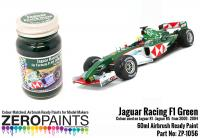 Jaguar Racing F1 Green Paint 60ml