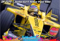 Jordan EJ11 Yellow Paint 60ml