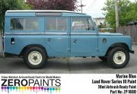 Land Rover Series III Paints - 30ml