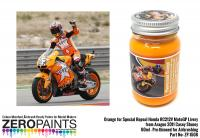 Orange for Special Repsol Honda RC212V MotoGP Livery from Aragon 2011 Casey Stoney Paint 60ml