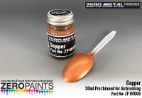 Copper Paint - 30ml - Zero Metal Finishes