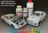 Light Grey Primer 120ml Airbrush Ready