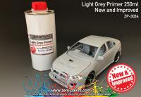 Light Grey Primer 250ml Airbrush Ready
