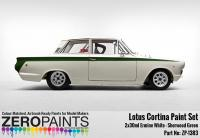 Lotus Cortina Paint Set 2x30ml