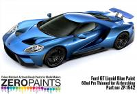 Ford GT Liquid Blue Paint 60ml