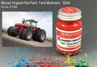 Massey Ferguson Red Paint 60ml