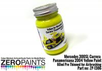 Mercedes 300SL Carrera Panamericana 2004 Yellow Paint 60ml