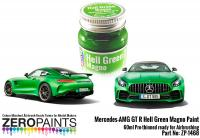 Mercedes AMG GT R Hell Green (Matt) Paint 60ml