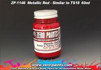 Metallic Red Paint (Similar to TS18) 60ml