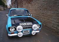 Ford Escort Mk1 WRC Blue Paint 60ml (Belkits)