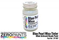 Pearl Blue Mica Transparent Tinter Paint 60ml