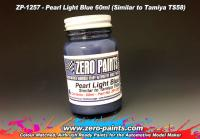 Pearl Light Blue Paint (Similar to TS58) 60ml