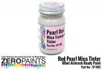 Pearl Red Mica Transparent Tinter Paint 60ml