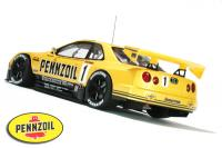 Pennzoil Chrome Yellow Paint 60ml