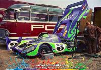 Porsche 917 Purple Hippie (Psychedelic Martini Racing Team) Paint 60ml