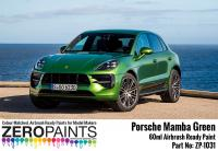 Porsche Mamba Green Paint 60ml - M6S
