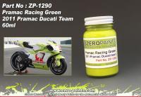 Pramac Racing Green Paint - 2011 Pramac Ducati Team 60ml