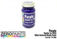Purple Paint (Similar to TS24) 60ml