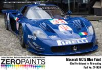 Maserati MC12 Blue Paint 60ml